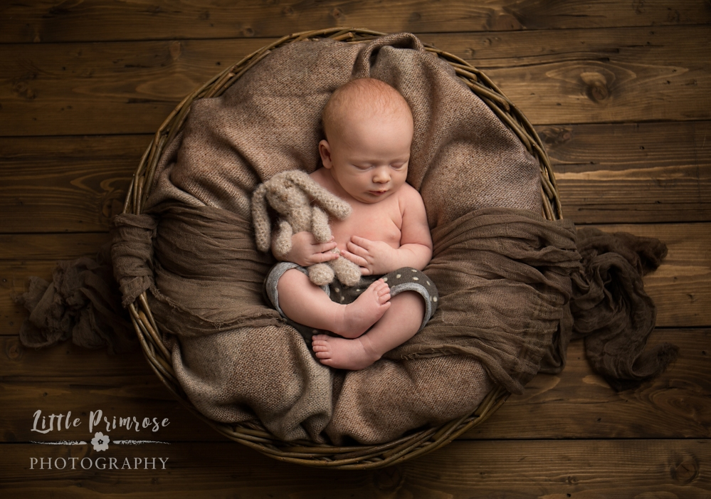 Newborn baby photographer sandbach cheshire james