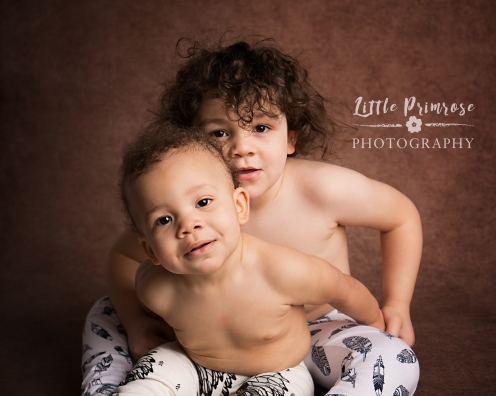 Sibling portrait - child photography Cheshire